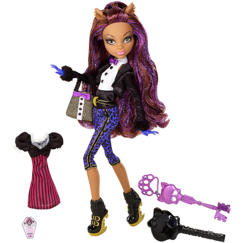 Monster High Sweet 1600 Clawdeen Doll