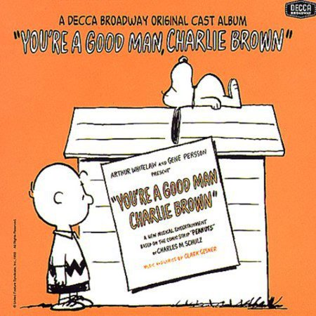 You're A Good Man Charlie Brown (CD)](Charlie Brown Halloween Soundtrack)