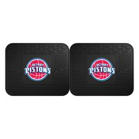 Detroit Pistons 2-Pack Utility Mat Set