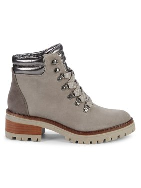 Brooklyn Lace-Up Boots