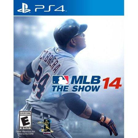 Sony MLB The Show 14 - PS4 (Sports Game)