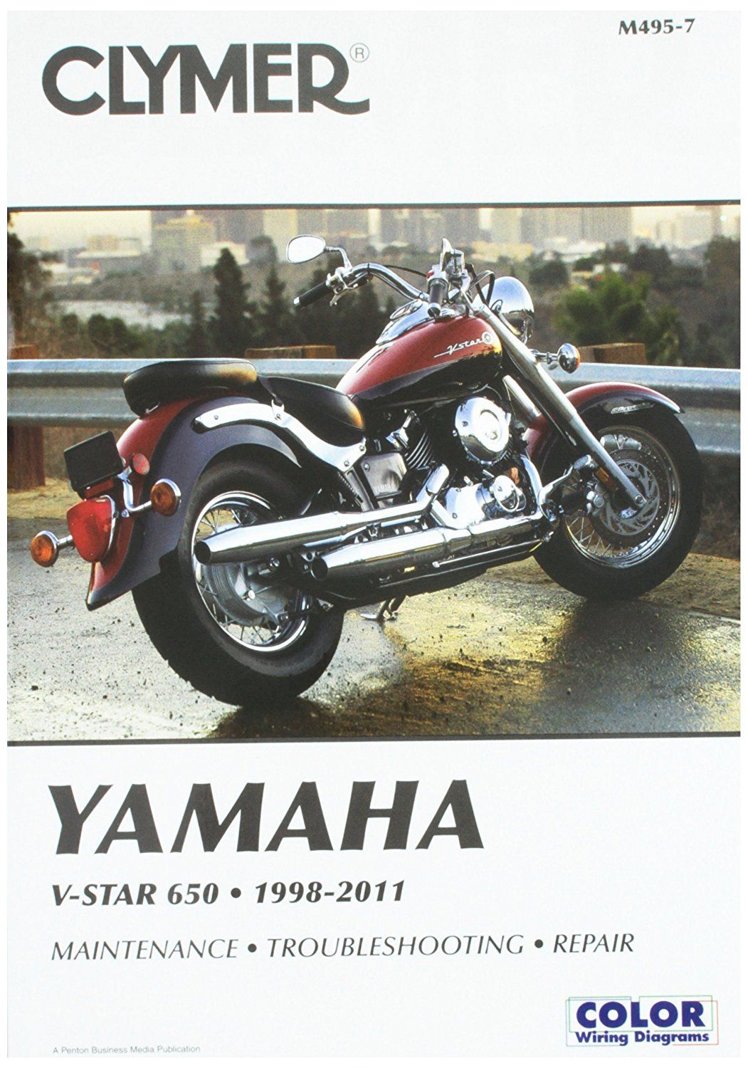 Yamaha V Star 650 1998 2011 Ship From America Wiring Diagrams Sr 500