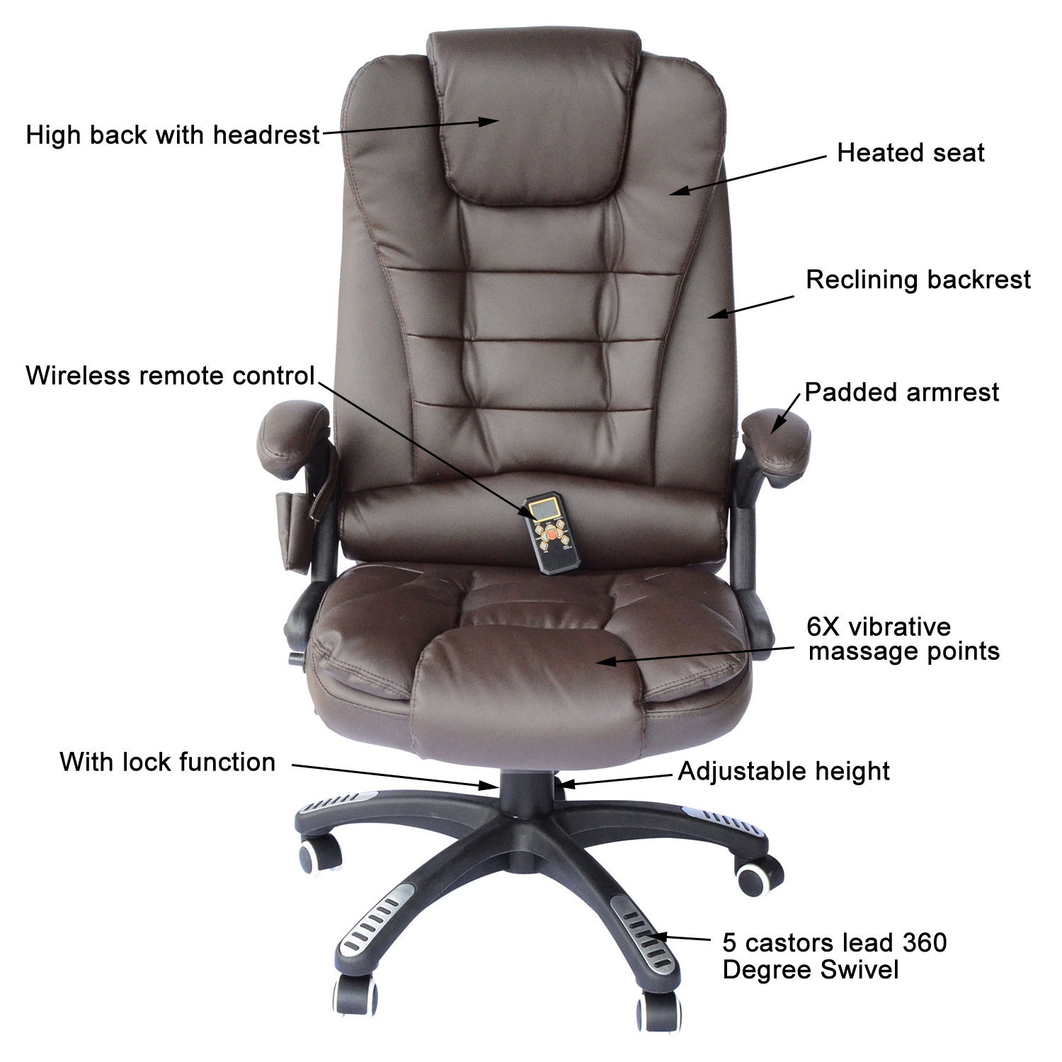 Remote Control Office Chair Home Design Ideas