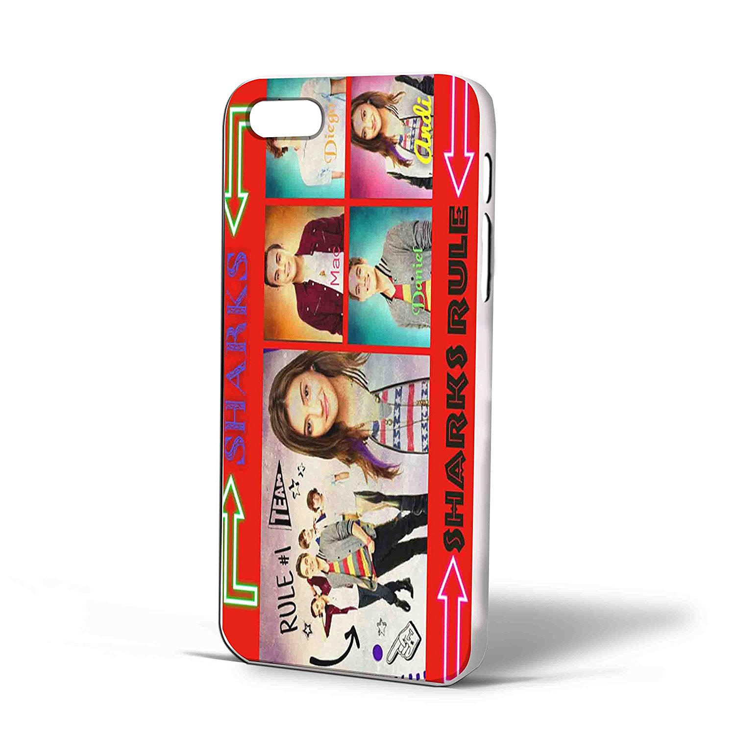 Ganma Every Witch Way Season 3 Case For iPhone Case (Case For iPhone 6 White)