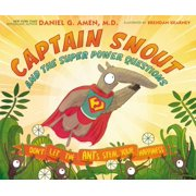 Captain Snout and the Super Power Questions : Don't Let the Ants Steal Your Happiness