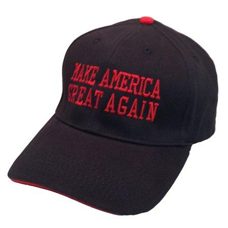 Pacific Headwear Donald Trump Make America Great Again Embroidered Sandwich Hat](Great Gatsby Headwear)