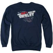 Airplane Dont Call Me Shirley Mens Crewneck Sweatshirt