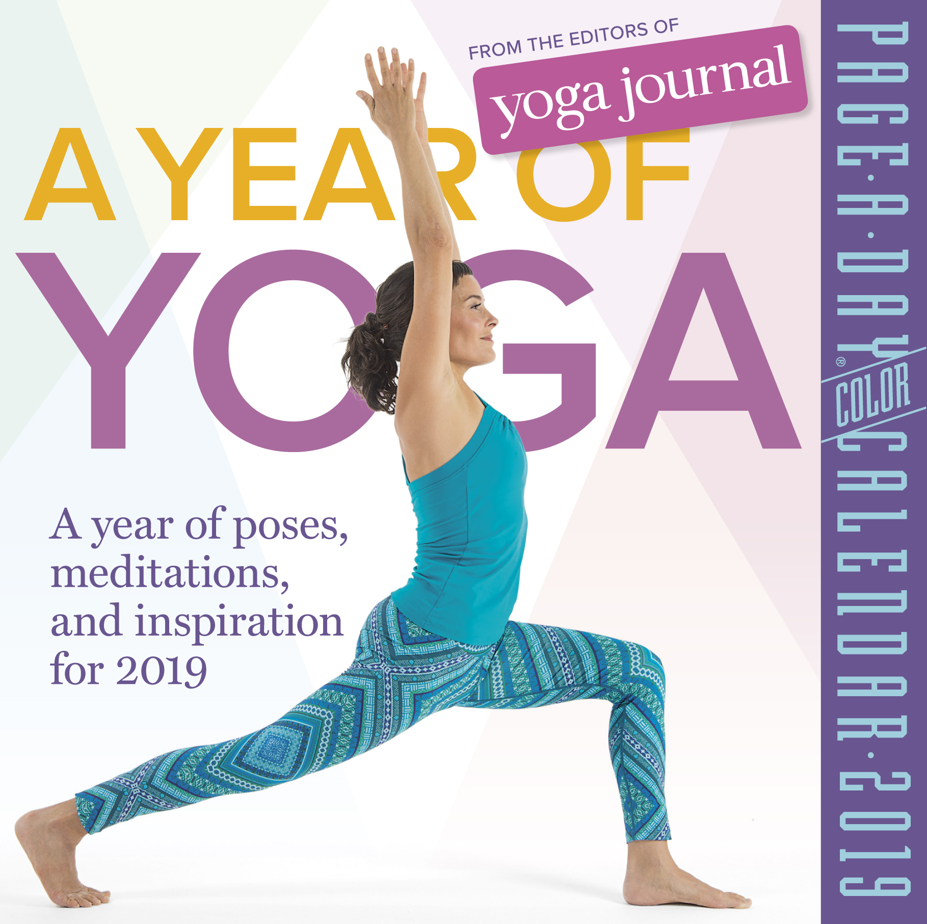 A Year of Yoga Page-A-Day Calendar 2019 (Other)