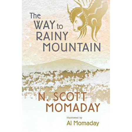 The Way to Rainy Mountain (Imagery In The Way To Rainy Mountain)