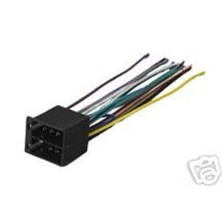 Stereo Wire Harness VW Jetta 94 95 96 97 98 -car radio wiring installation on corrado radio wiring, xterra radio wiring, sx4 radio wiring, tundra radio wiring, vw radio wiring,