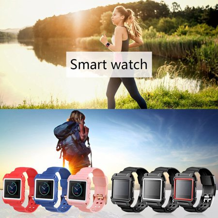 Smart Watch Replacement Strap Large Wristband Watch Band For Fitbit Blaze - image 4 of 10