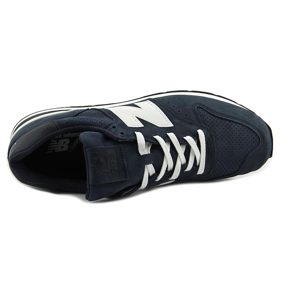 Mens New Balance 995 Made In The USA Navy Blue White M995DNN