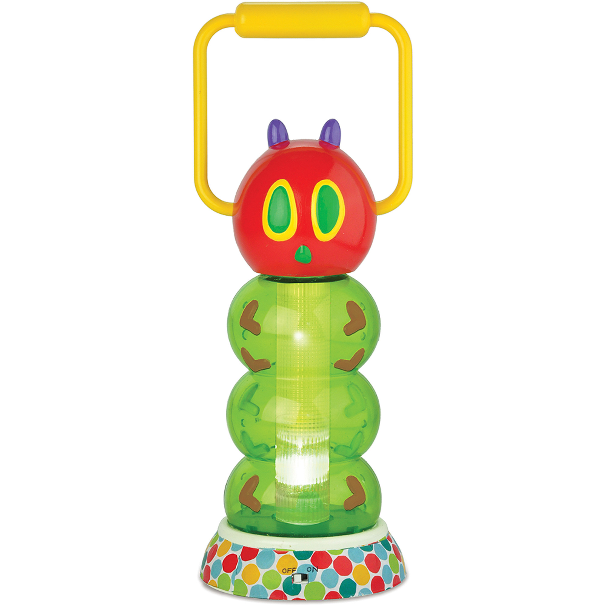 World of Eric Carle The Very Hungry Caterpillar Lantern
