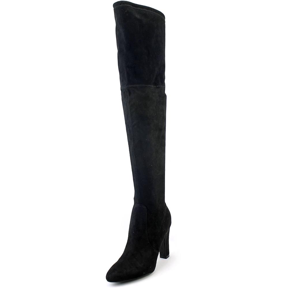 Unisa Saranaa   Round Toe Synthetic  Over the Knee Boot