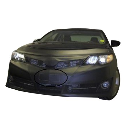 LeBra Front End Mask Cover-551313-01 fits Toyota Camry SE,SE Sport 2012,2013,2014 01 Front End Mask