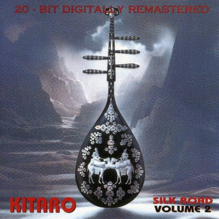 Kitaro - Kitaro: Vol. 2-Silk Road [CD]