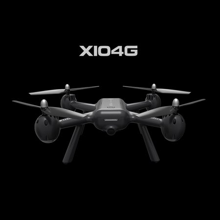 MJX X104G 5G Wifi Drone with Camera 1080P GPS Aerial Photography FPV Follow Mode Geofence POI Flying