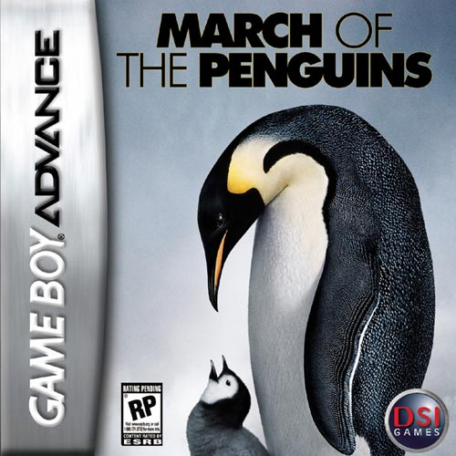 March Of The Penguins (GBA)
