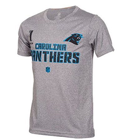 Cam Newton Carolina Panthers  1 NFL Youth Co-Vert Ops Dri Tek Player T-shirt  (Youth Small 8) - Walmart.com bf3ba7fd4