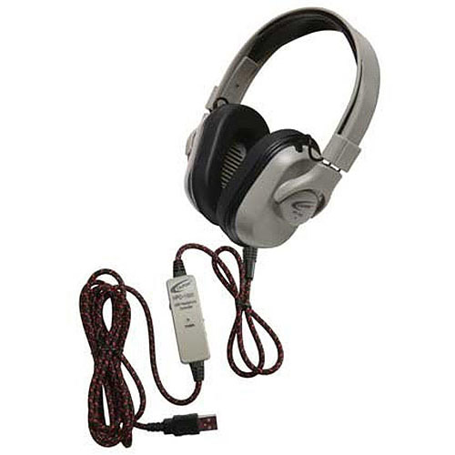 Califone Titanium HPK-1500 Headphones