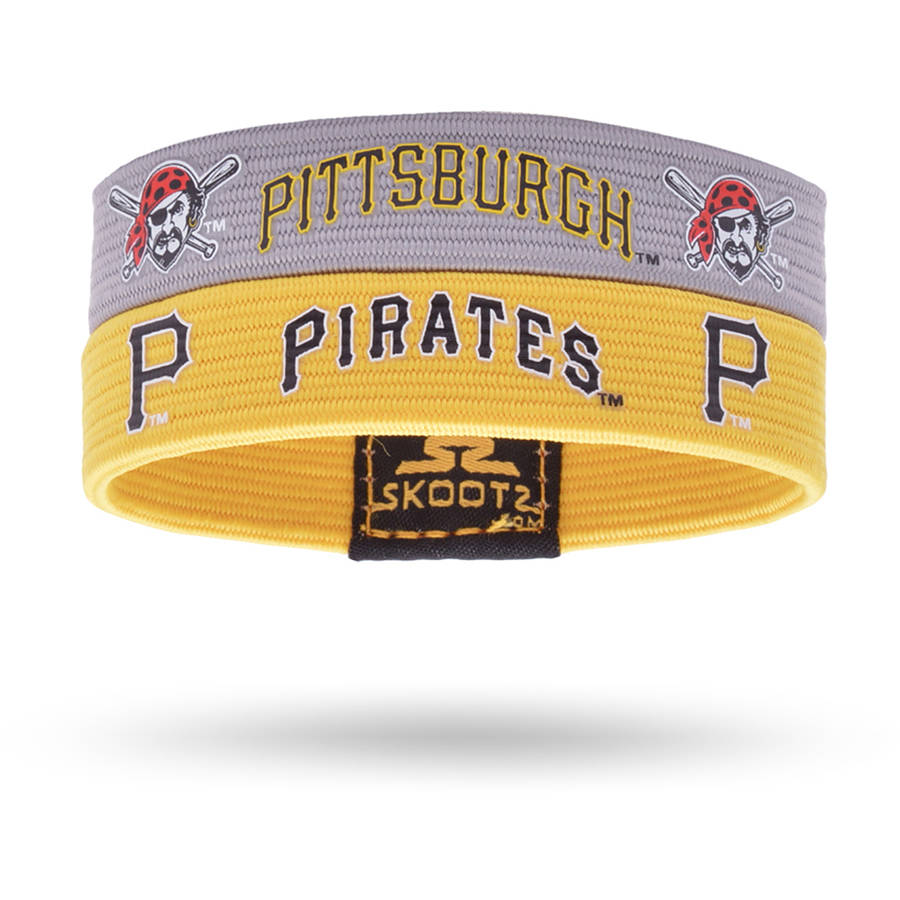 Skootz Wristband Pittsburgh Pirates