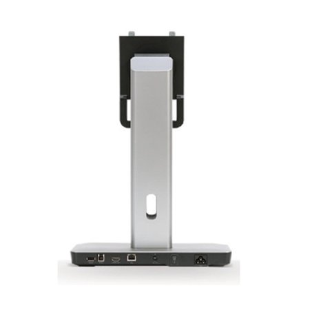 Dell Monitor Stand   Up To 27  Screen Support   14 33 Lb Load Capacity   Silver  452 Bbir