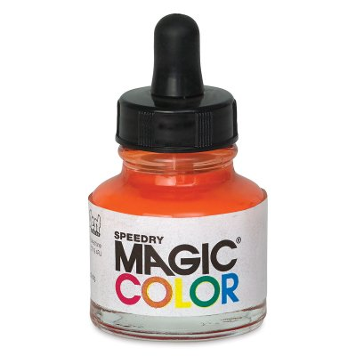 Magic Color Liquid Acrylic Ink (Purple Acrylic Liquid)