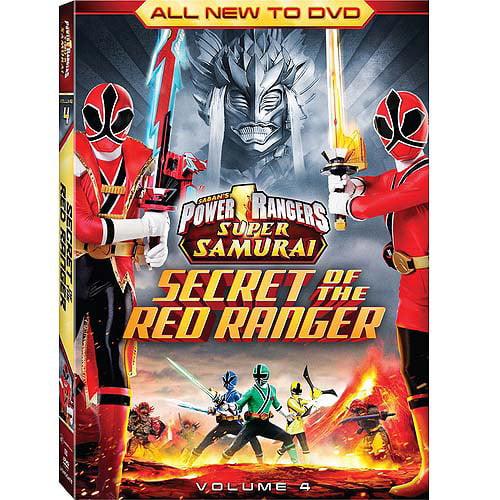 power rangers super samurai secret of the red ranger