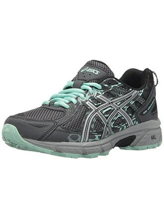Asics Women's Gel Nimbus 19 Flash Coral Dark Purple White Ankle High Running Shoe 11M