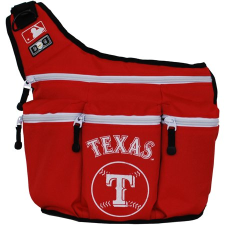 Diaper Dude MLB Diaper Bag, Texas Rangers by