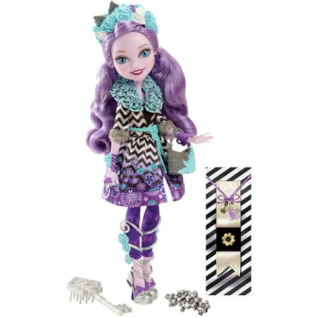 Ever After High Spring Unsprung Kitty Cheshire Doll - Ever After High Kitty Cheshire