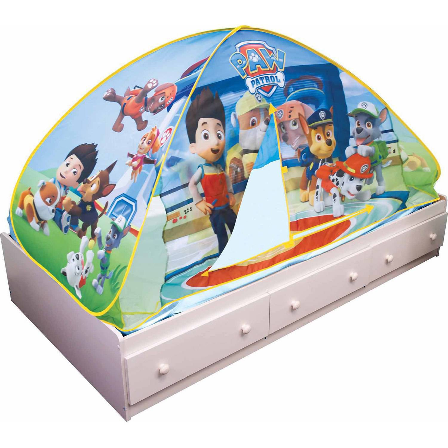 Playhut Nickelodeon Paw Patrol 2-in-1 Tent