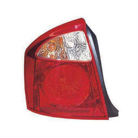 New Aftermarket Driver Side Rear Tail Lamp Assembly 924012F020