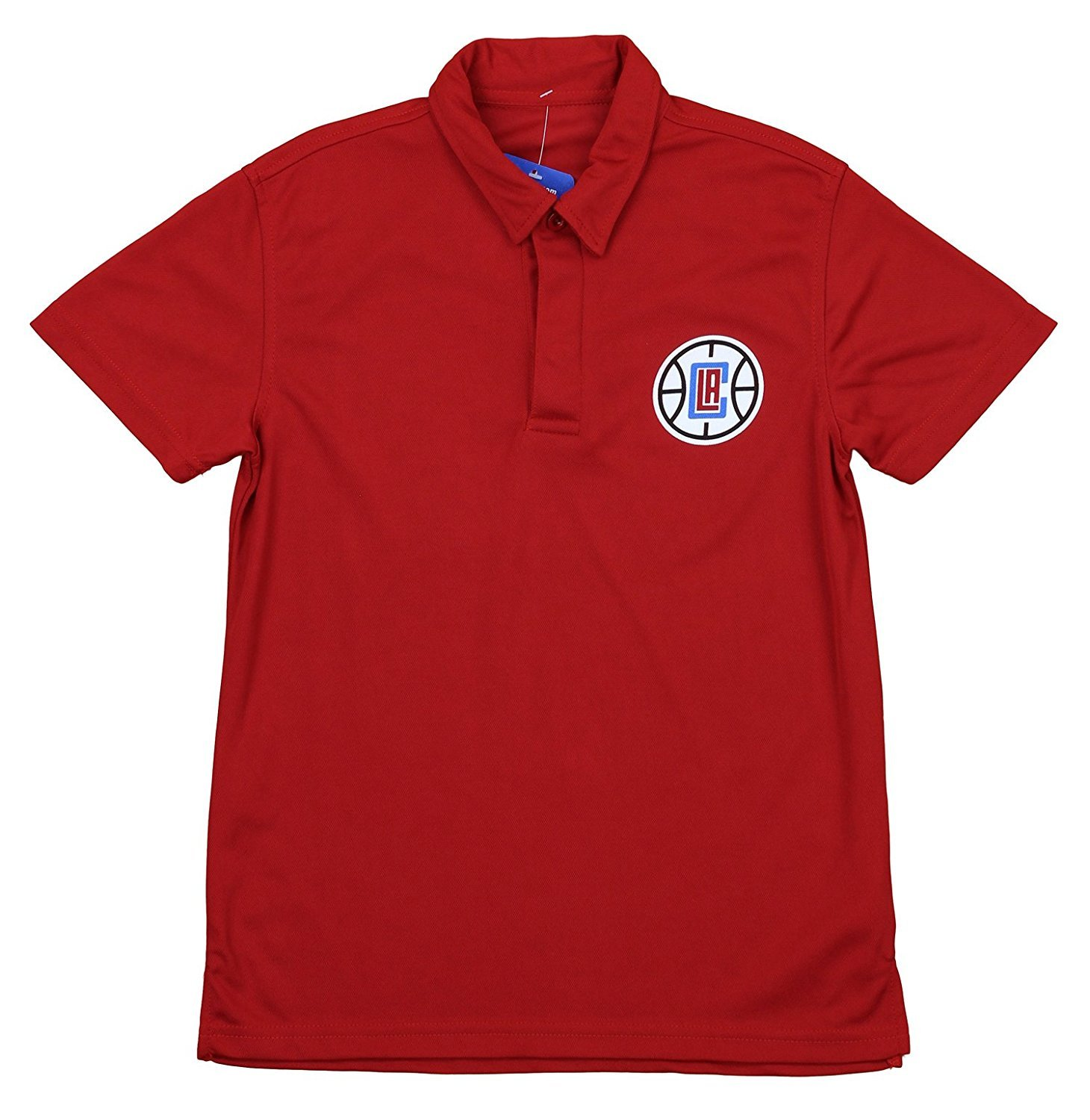 NBA Youth Los Angeles Clippers Performance Polo
