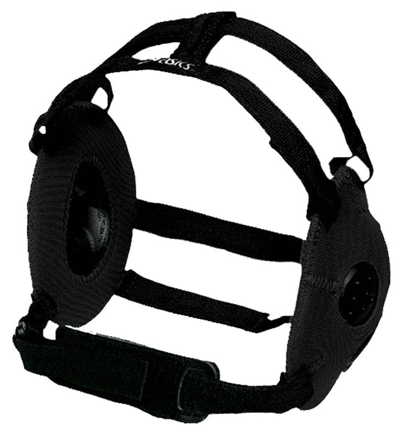 ASICS Adult Gel Wrestling Headgear (Black)