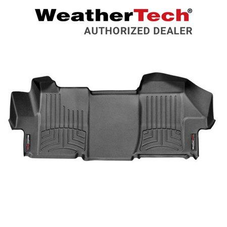 2009 Weathertech Floor Liners (WeatherTech Floor Liner Fits 2014-17 Ram Promaster 1500 - Black)