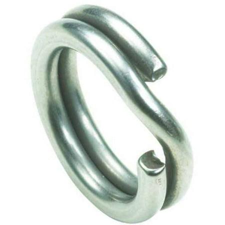 - Owner Stainless Steel Split Ring, 11