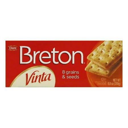 Dare Crackers Vinta, 8.8 OZ (Pack of 12) ()