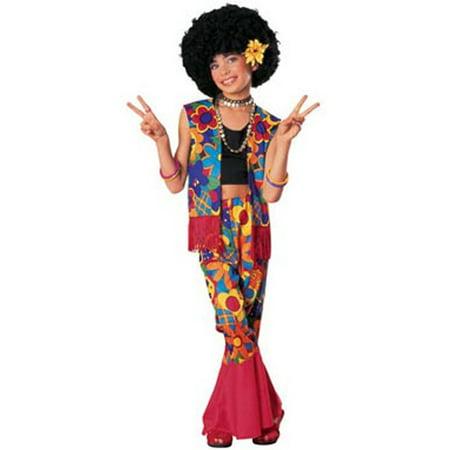 Flower Power Costume (Child Flower Power Costume Rubies)