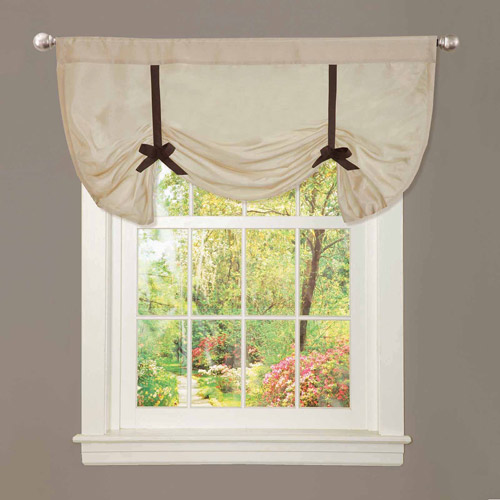 Lydia Beige Valance by Generic