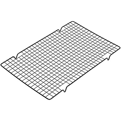 2105-6813 Perfect Results Nonstick Cooling Grid, 16 by 10-Inch, Nonstick surface offers reinforced coating... by