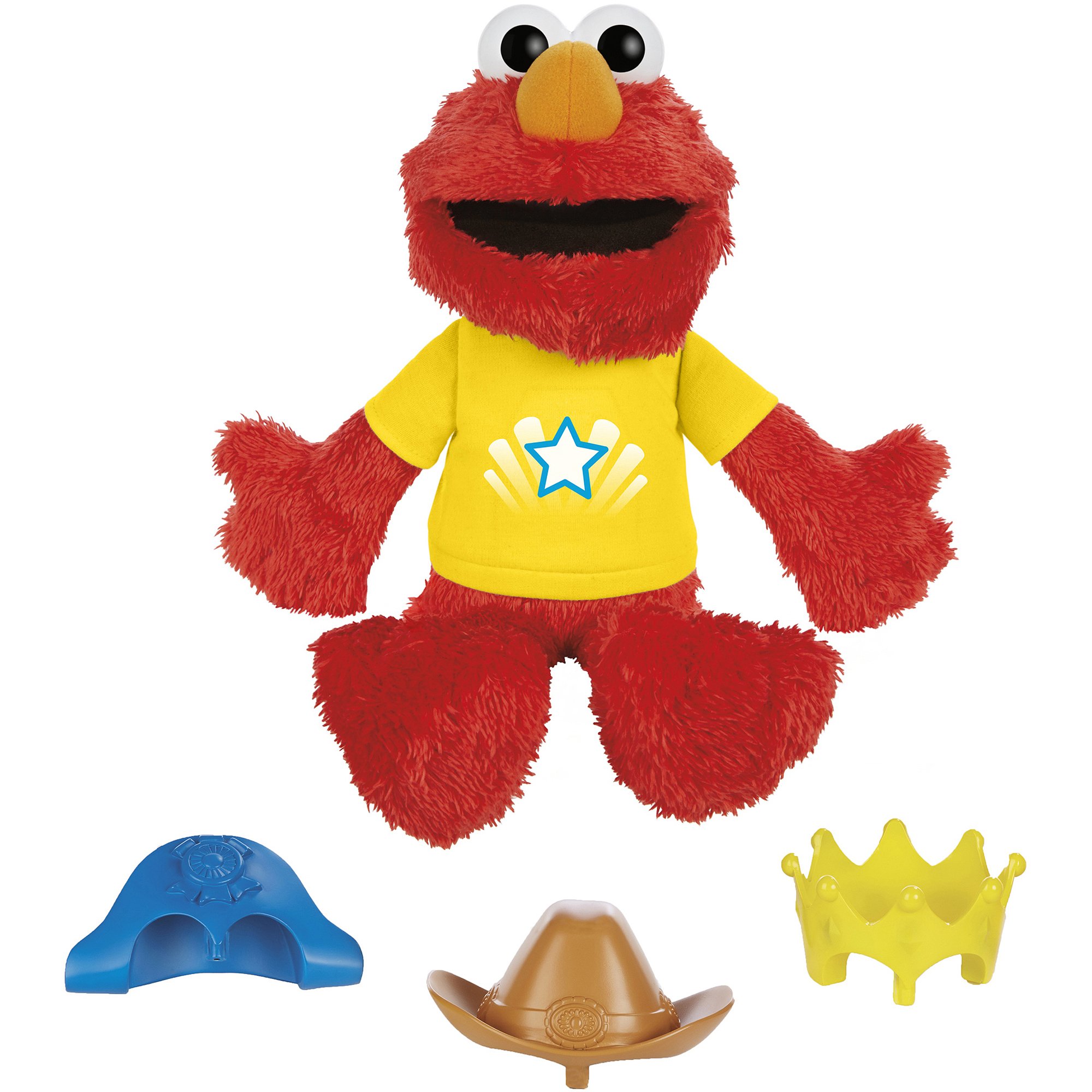 Playskool Sesame Street Let's IMagine Elmo Toy by Hasbro