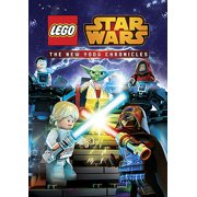 Lego Star Wars: The New Yoda Chronicles (DVD) by Buena Vista
