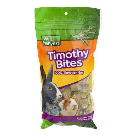 Wild Harvest Timothy Hay Bites for Small Animals, 16.0 OZ