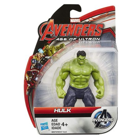 Marvel Avengers Age of Ultron All Star Hulk 3.75-Inch Action Figure