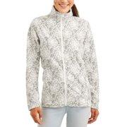 Women's Cozy Polar Fleece Jacket Average