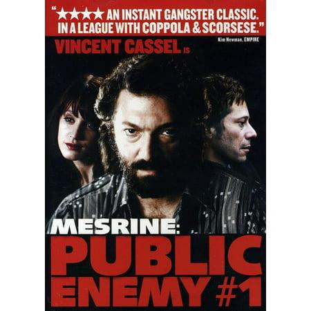 Mesrine: Public Enemy No. 1 (DVD) - No Halloween In Public Schools