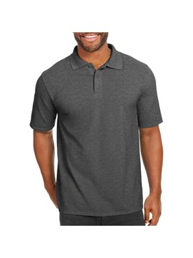 6c48899cb Product Image Big Men's X-Temp with Fresh IQ Short Sleeve Pique Polo Shirt