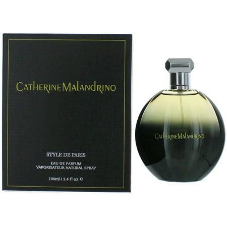 (Pack 2 )Style De Paris Eau De Parfum Spray By Catherine Malandrino 3.4