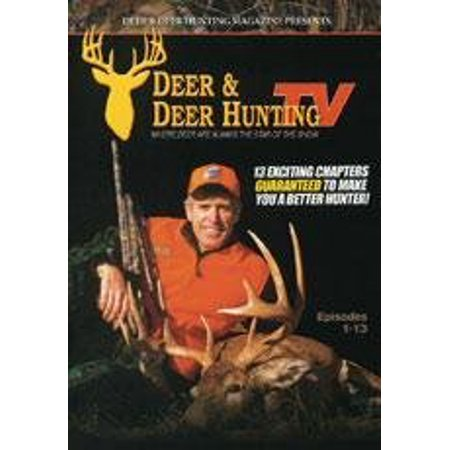 Deer & Deer Hunting TV: Season 1